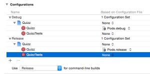 Swift项目通过CocoaPods引入第三方库出现'No such module of xxx'的问题